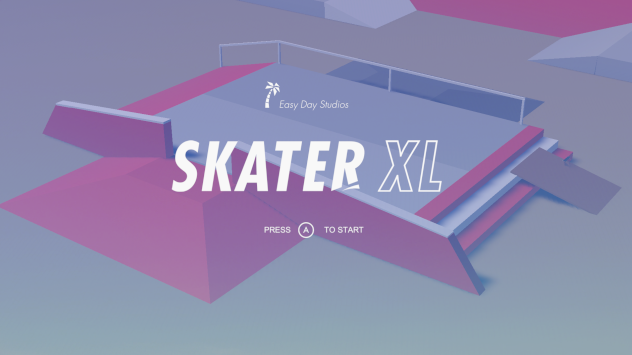 Skater XL Custom Menu